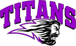 Titans Youth Athletics Logo
